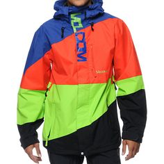 Volcom snowboarding coat! sweet!