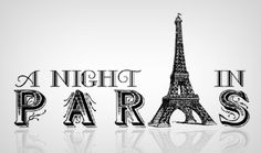 Evening in Paris Table Decorations | has partnered with Prevent Child Abuse PA to host A Night in Paris ...