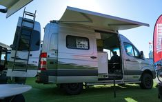 """Awesome """"recreational vehicles rv living"""" detail is offered on our site. Take a look and you wont be sorry you did. Van Conversion Interior, Camper Van Conversion Diy, Mercedes Sprinter Camper Van, Custom Camper Vans, Transit Camper, Sprinter Van Conversion, Vw Crafter, Van Living, Van Camping"""