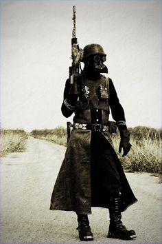 sekigan:  Post-Nuclear Plague Doctor | (closed) The Rockatansky Rolling Roadsho…