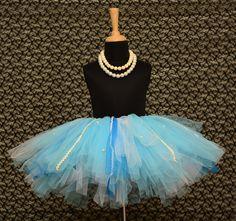 Frozen Elsa Tutu Skirt. #babygirls #stylemylo #onlineshopping #tutu #kidsfashion #kids #partywear #designearwear