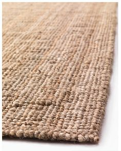 "Lohals rug from Ikea -- $139 6'7""x9'10"" under church bench in entry way"