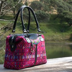 Beautiful Spring -Summer Bag, from Maria's Bag, Guatemala
