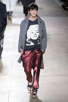 Dries Van Noten SpringSummer 2016 Collection - Paris Fashion Week - DerriusPierreCom (15)