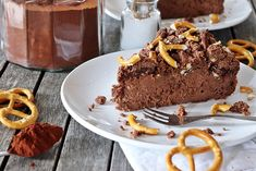 Baking, Cake, Desserts, Food, Cake Ideas, Dessert Ideas, Pretzel Bun, Caramel, Chef Recipes