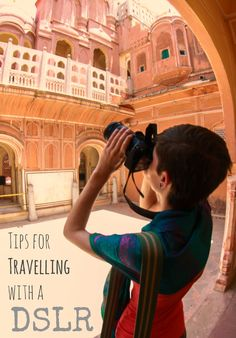 Tips for Travelling with a DSLR - How to Keep Your Camera Safe on the Road.   A list of ways to look after your camera when backpacking.   My experience of the good and the bad advice that's out there!  Photography and Travel Tips