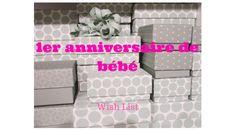 1er anniversaire de bébé [wish list] – Axl's clapiottes