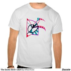 The Exotic Bird t-shirt