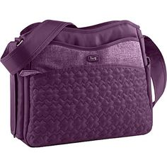 Lug Shimmy Shoulder Pouch Bag Keep that pep in your step with the Shimmy, our newest lightweight shoulder pack. It may be small in stature, but it's big on Purse Hanger, Purse Hook, Crossbody Shoulder Bag, Crossbody Bag, Tote Bag, Cute Purses, Pouch Bag, Travel Accessories, Luggage Bags