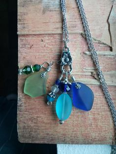 Check out this item in my Etsy shop https://www.etsy.com/listing/551330656/sea-glass-jewelry-brightest-aqua-blue
