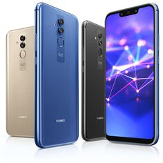 New Huawei Mate 20 Lite (Factory Unlocked) GSM International Model Samsung Accessories, Cell Phone Accessories, Ipod Touch, Bluetooth, Android, Ipad, Phone Mockup, Unlocked Phones, Phone Organization