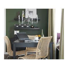 NANDOR Stuhl IKEA Das federnde Material sorgt für erhöhte Bequemlichkeit.