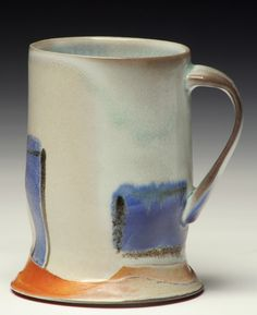 Drinking vessels of ceramic artist nick toebaas - Nick Toebaas Pottery