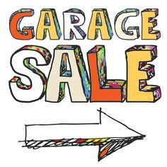 GARAGE SALE SIGN IMAGES   Garage-Sale-Smiley   Stuff to Buy ...