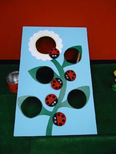 Ladybugs Birthday Party Ideas | Photo 1 of 28 | Catch My Party