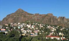Şebinkarahisar'da Yabancı Turist Heyecanı