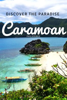 Our video from the most beautiful place we've seen during our trip to South East Asia. Caramoan, Philippines.