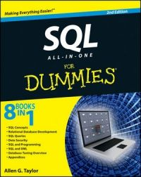 Title: SQL all-in-one for dummies Format: Paperback / softback Type: BOOK Edition: Edition Publisher: For Dummies UK Release Date: 20110318 Language: English. Database Design, Computer Technology, Book 1, Textbook, Audio Books, Good Books, All In One, Language, Soup
