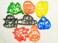 Chrono Trigger Cookie Cutters by TorisPartyKitchen on Etsy