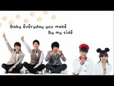 Loving You - Super Junior KRY [Miss Panda and Hedgehog OST] eng.avi