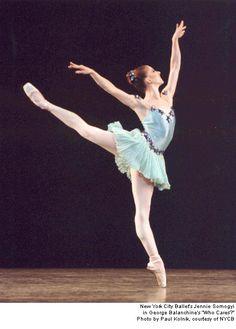 "New York City Ballet - ""Who Cares?"""
