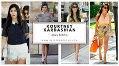 Olá! Acho que não existe ninguém que perambule pela internet que não saiba quem são as Kardashian; e mais baixinha delas é a Kourtney, com somente 1,52m. Que pequenininha! Ela é a mais velha das ir...