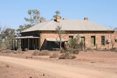 Old homestead South Australia