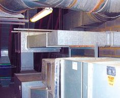 ventilation system - Canterbury, Kent - Lawsons Environmental Services - Air Conditioning Ducts