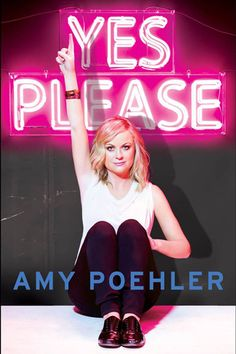 """16 Books You Need To Read This Fall #refinery29  http://www.refinery29.com/2014/09/74368/best-books-fall-2014-reading-list#slide11  """"Yes please"""" to anything by Amy Poehler.   Yes Please by Amy Poehler, $19.15, available at Amazon. (Available October 28.)"""