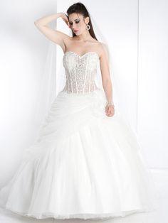 Paola D'Onofrio 2014 Spring Bridal Collection (I)