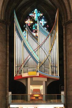 Orgelbau Klais Bonn: Kirchenorgeln • ChurchOrgans