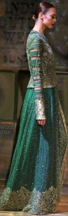 38 Ideas Bridal Jewellery Pakistani Couture Week For 2019 Indian Attire, Indian Ethnic Wear, Indian Outfits, Pakistan Fashion, India Fashion, Fashion Show, Indian Bridal Makeup, Indian Bridal Wear, Tea Party Outfits