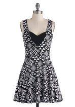 Festive on Arrival Dress | Mod Retro Vintage Dresses | ModCloth.com