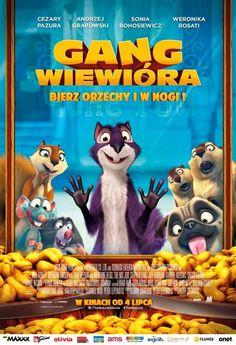 """Dobrze Rockująca Kultura: """"Gang wiewióra"""": Bajka na czasie - recenzja Wszystko wskazuje na to, że zabawne zwierzaki z gburowatym wiewiórem w roli głównej opanują w wakacje polskie kina. """"Gang wiewióra"""" w reżyserii Petera Lepeniotisa stanowi bowiem idealną na lato animowaną rozrywkę dla widzów w każdym wieku."""