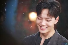 """Go behind-the-scenes of drama set """"Hotel Del Luna."""" Although the tvN drama finished airing, check out the amazing still-cuts of Yeo Jin Goo. You will find the actor smiling and focusing on set for the last shoots on set. Netflix, Jin Goo, Yoo Seung Ho, Big Bang Top, Handsome Korean Actors, Gu Family Books, Korean Drama Movies, Jung Yong Hwa, Boys Over Flowers"""