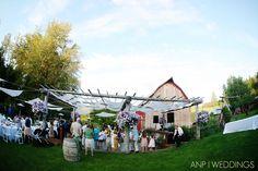 reception, barn reception, summer wedding, mountain wedding, mt. hood wedding, oregon mountain wedding, www.annenunnphotography.com