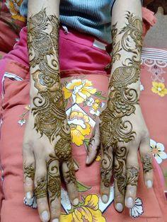 Mehandi Henna, Hand Tattoos