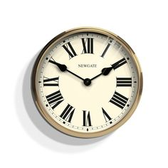 Buy Newgate Clocks Parliament Clock - Cream Dial | Amara
