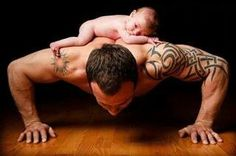 Strong#men#little#boy#cute