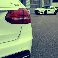 Mercedes-AMG GT & C63 AMG