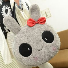 Lovely rabbit one shoulder bag