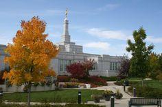 Regina, Saskatchewan, Canada Temple of the Church of Jesus Christ of Latter-Day Saints ♥