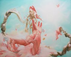 Erin Hinz: Forever Stained with Sunshine opens at Sala Oct 30th