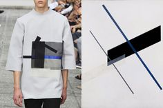 Match #294 Details at Vladimir Karaleev Spring 2015 | Composition A XI by Laszlo Moholy-Nagy More matches here