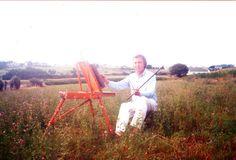 Lalo Relinque: (2008) - Pintando los campos de Asturias