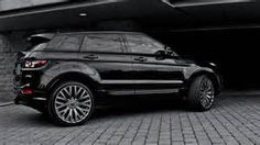 2015 Range Rover Evoque Black