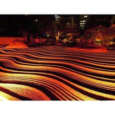 Instagram【1st_gate】さんの写真をピンしています。 《/ 1stGATE  Inc. vintage & original furniture Fukuoka Japan  今年も行こう! 博多の寺社や庭園がライトアップされて幻想的な雰囲気に包まれる「博多ライトアップウォーク博多千年煌夜」今年は11/23~11/27 だそうです。  2015/11  #過去pic #承天寺  #博多千年煌夜 #博多ライトアップウォーク #博多 #福岡 #寺 #ライトアップ #夜景  #temple #zen #buddhism #oldJapanesestyle #nightview #Japan #fukuoka #hakata》