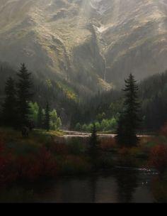 Highland Wonders by Mark Keathley Still Life, Mountains, Landscape, Nature, Travel, Art, Art Background, Scenery, Naturaleza