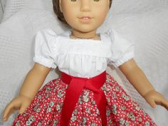 American Girl Doll Dress SPECIAL ORDER for by heartsandcalico1, $15.00
