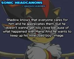 Shadow the rebel. :)